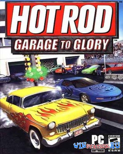 Скачать игру Hot Rod: Garage to Glory