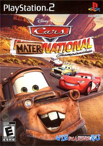 Скачать Cars Mater-National бесплатно