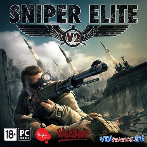 Скачать игру Sniper Elite V2 + DLC's (Rebellion)