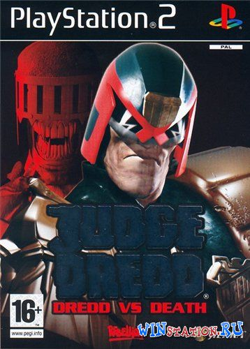 Скачать игру Judge Dredd: Dredd VS Death