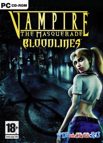 Скачать игру Vampire the Masquerade - Bloodlines