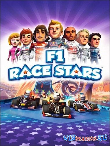 Скачать игру F1 Race Stars + DLC (Codemasters)