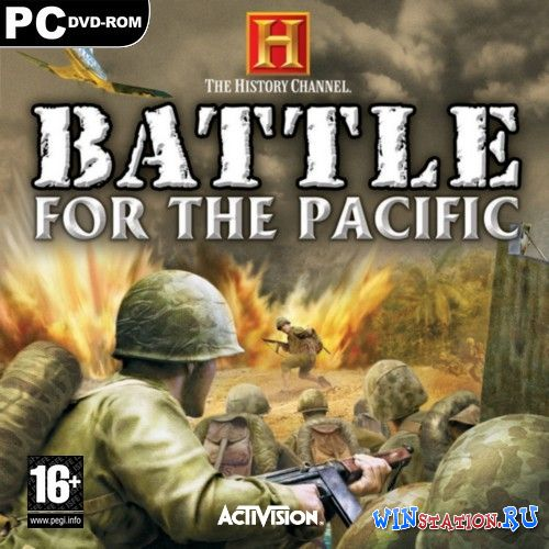 Скачать игру The History Channel: Battle for the Pacific