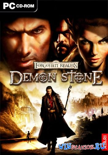 Скачать игру Forgotten Realms: Demon Stone