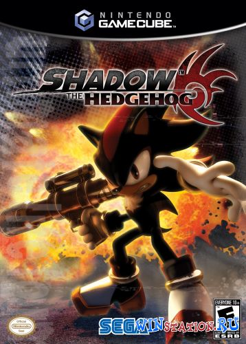 ������� ���� Shadow the Hedgehog