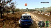 WRC FIA World Rally Championship геймплей