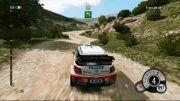 Скриншот WRC FIA World Rally Championship