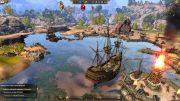 The Settlers 7 Право на трон геймплей