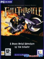 Full Throttle (1995/PC/RUS/ENG/RePack)