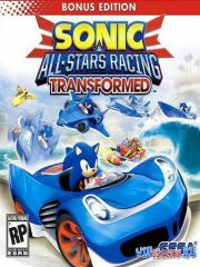 Sonic & All-Stars Racing Transformed (SEGA)