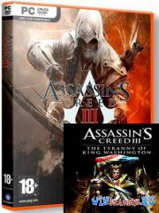 Assassins Creed 3/III v.1.03 + 9 DLC   and Assassins Creed III: The Tyranny ...
