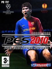 Pro Evolution Soccer 2010 (2009/PC/RUS/ENG/RePack)