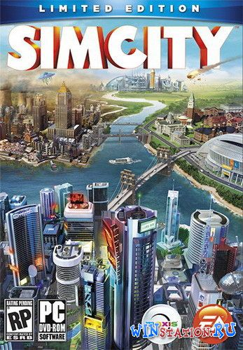 ������� ���� SimCity. Digital Deluxe