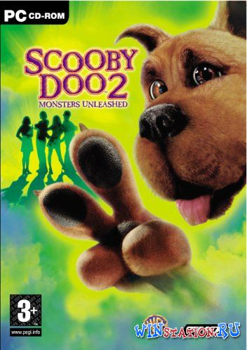 ������� ���� Scooby Doo 2: Monsters Unleashed