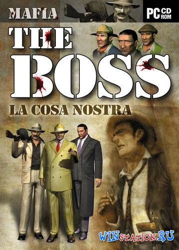 Скачать игру The Boss: La Cosa Nostra