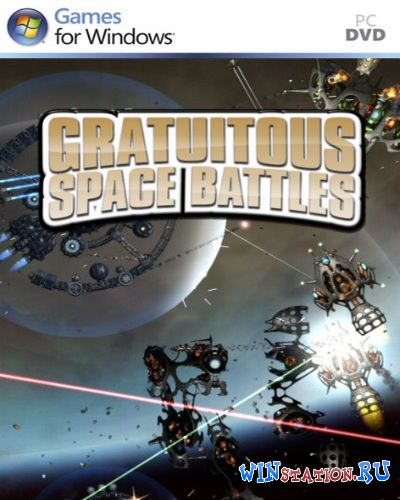 Скачать игру Gratuitous Space Battles v 1.62 + 8 DLC