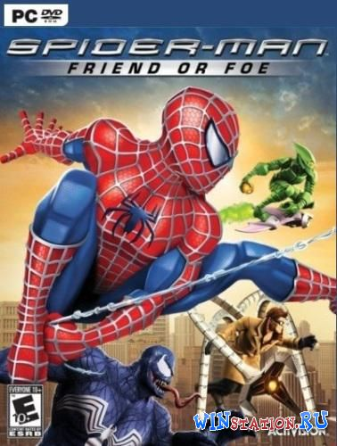 Скачать игру Spider-Man: Friend or Foe