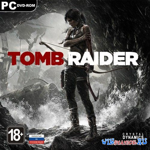 Скачать игру Tomb Raider: Survival Edition 1.0.718.4 + 3 DLC