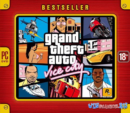 Скачать игру Grand Theft Auto: Vice City