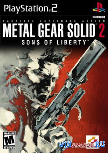 —качать игру Metal Gear Solid 2: Sons of Liberty