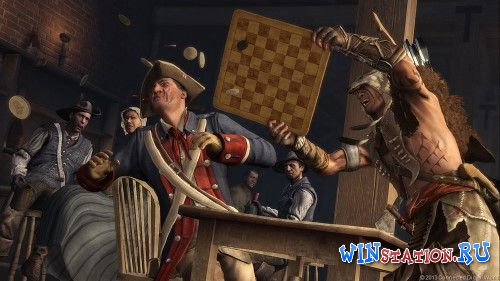 Скачать игру Assassin's Creed III. The Tyranny of King Washington. Episode 2: The Betrayal