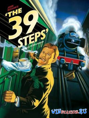 Скачать игру Thirty Nine Steps (Lace Mamba Global)