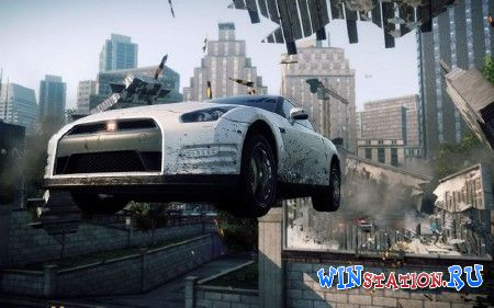 Скачать игру Need for Speed: Most Wanted 2012 (Electronic Arts)