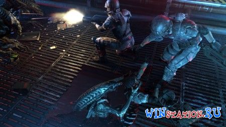 ������� ���� Aliens: Colonial Marines (SEGA)
