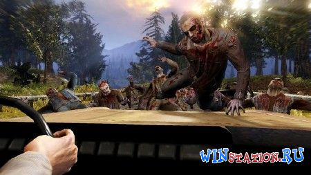 Скачать игру The War Z [1.1.2] (Arktos Entertainment)