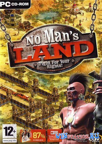 Скачать игру No mans land: Fight for your right