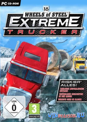 Скачать 18 Wheels of Steel: Extreme Trucker бесплатно