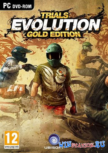 ������� ���� Trials Evolution: Gold Edition
