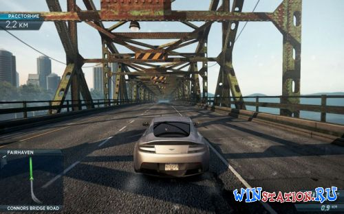 Компьютерная игра Need for Speed Most Wanted