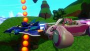 Sonic and All Stars Racing Transformed геймплей