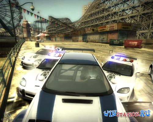 ������� ���� Need For Speed Most Wanted + �����������