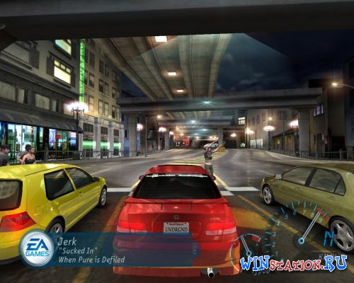 Скачать игру Need For Speed Underground
