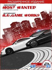 Need for Speed: Most Wanted - Limited Edition + DLC v.1.4.0.0