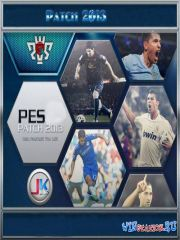 [Patch] PESEdit.com 2013 Patch 3.3 (Pro Evolution Soccer 2013) [3.3]