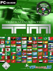 TrackMania Nations ESWC