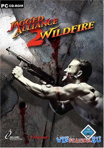 Скачать игру Jagged Alliance 2: Wildfire