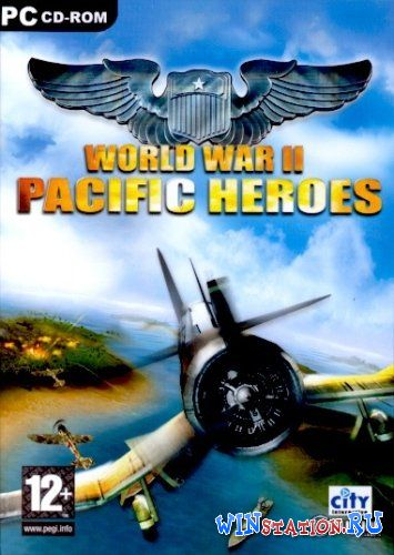 Скачать игру World War 2: Pacific Heroes