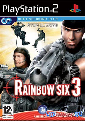 —качать игру Tom Clancy's Rainbow Six 3