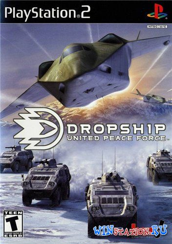 Скачать игру Dropship: United Peace Force