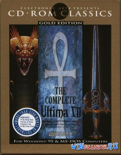 Скачать игру Ultima 7 The Complete Edition