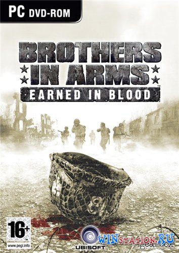 Скачать игру Brothers in Arms: Earned in BloodAdvent Rising