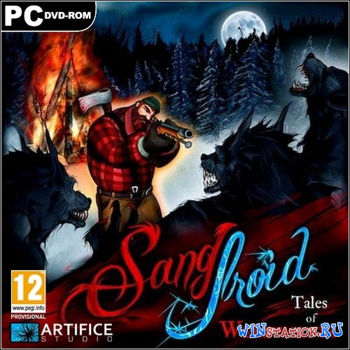 Скачать игру Sang-Froid: Tales of Werewolves