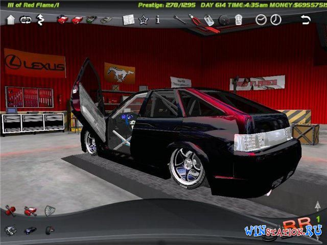 Street Legal Racing v2.2.1 MWM FrIEnDKiLLeR Edition v3.0 2010 ENG P С