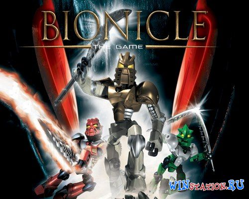 Скачать Bionicle: The Game бесплатно