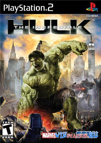 —качать The Incredible Hulk бесплатно