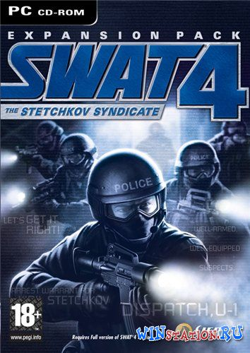������� ���� SWAT 4 - The Stetchkov Syndicate MultiAlpha